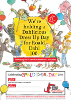 Picture of RDMCC Dress Up Day A3 Poster